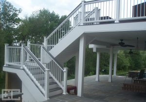 Upper Deck and Patio