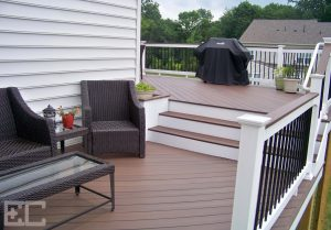 Multi Level Deck