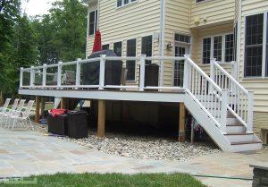 Mid Level Deck